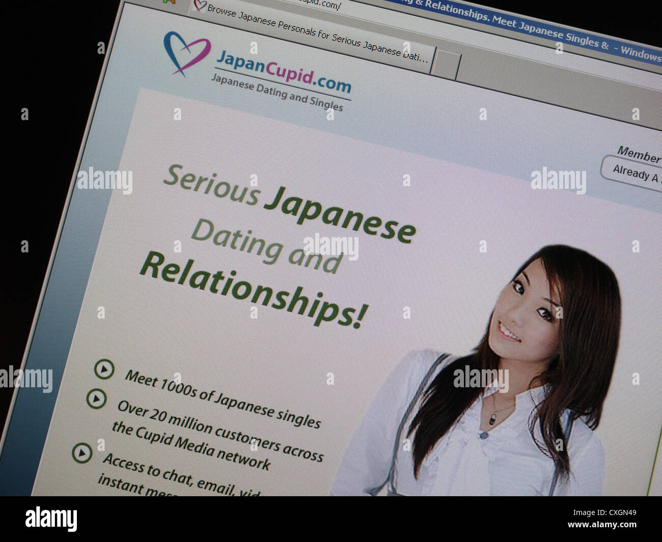 japanese site dating