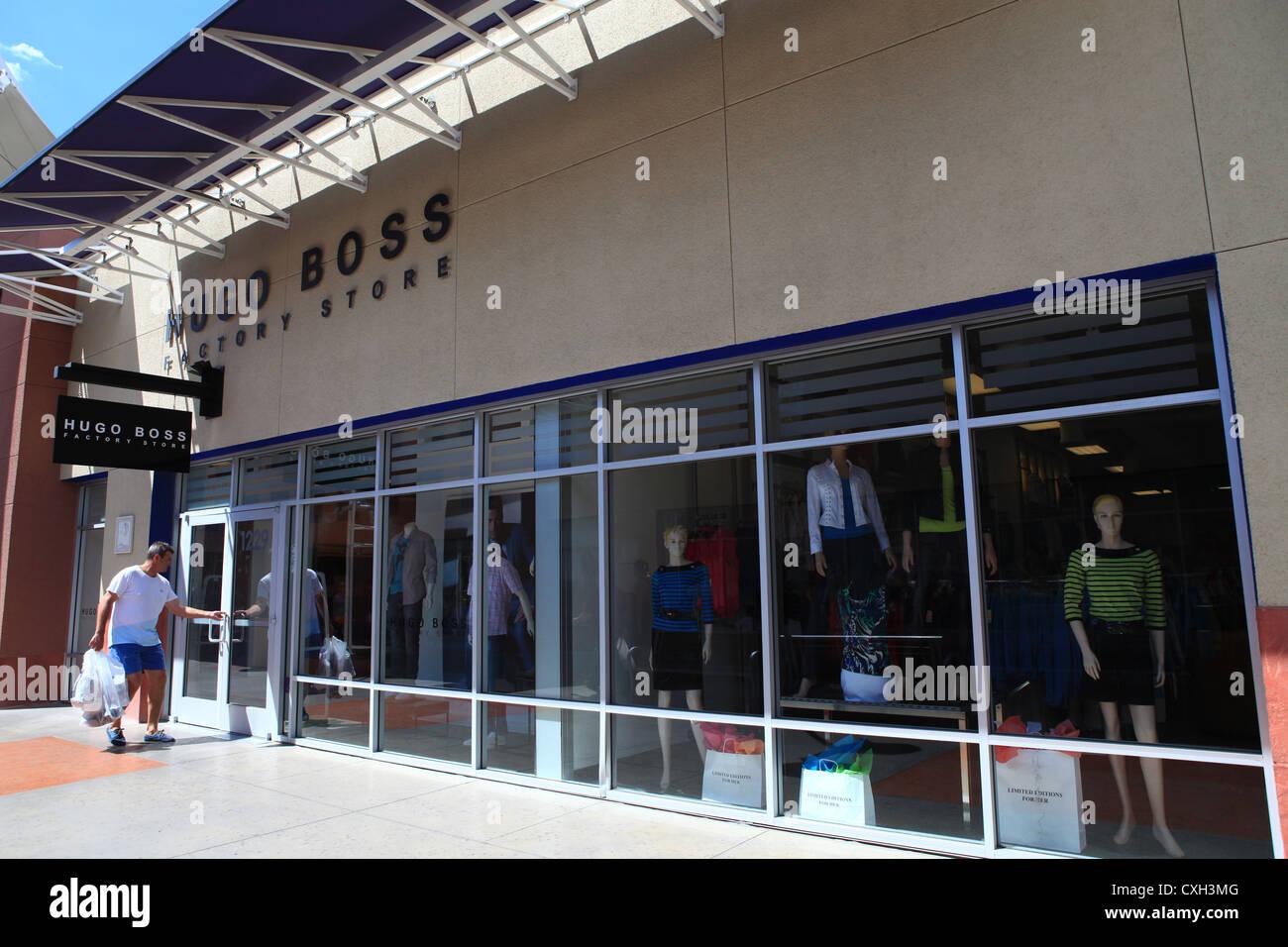 Vegas clothing stores