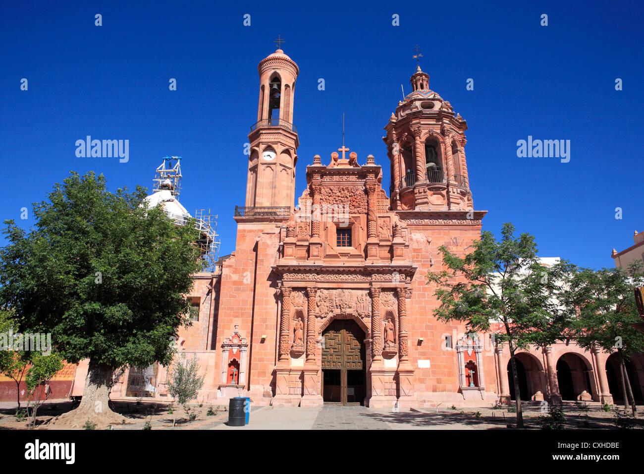 Mexico Central America America Zacatecas Stock Photos Mexico