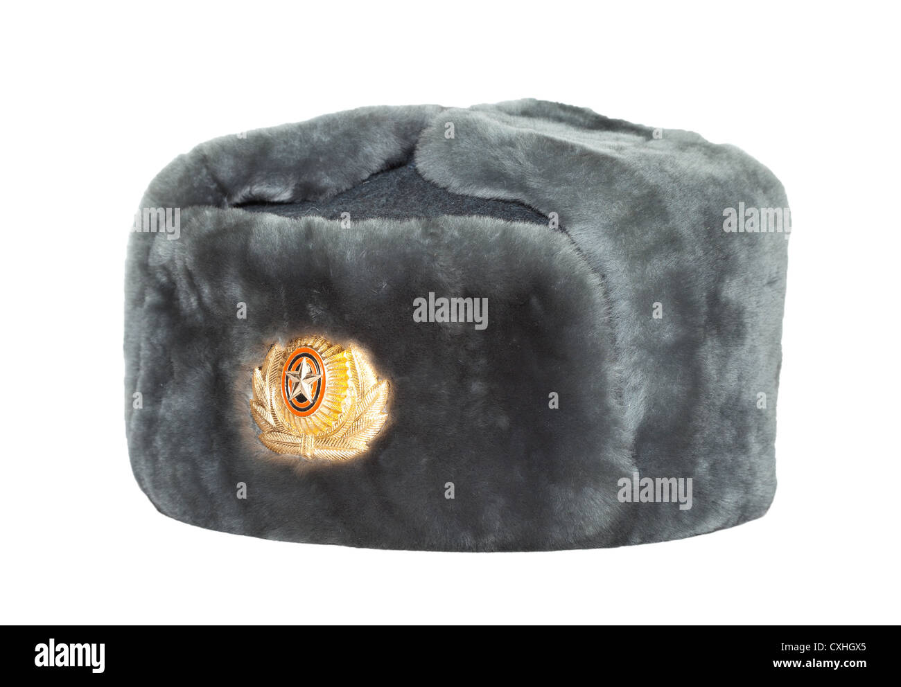 6f148e525 Russian Military Hat Stock Photos & Russian Military Hat Stock ...