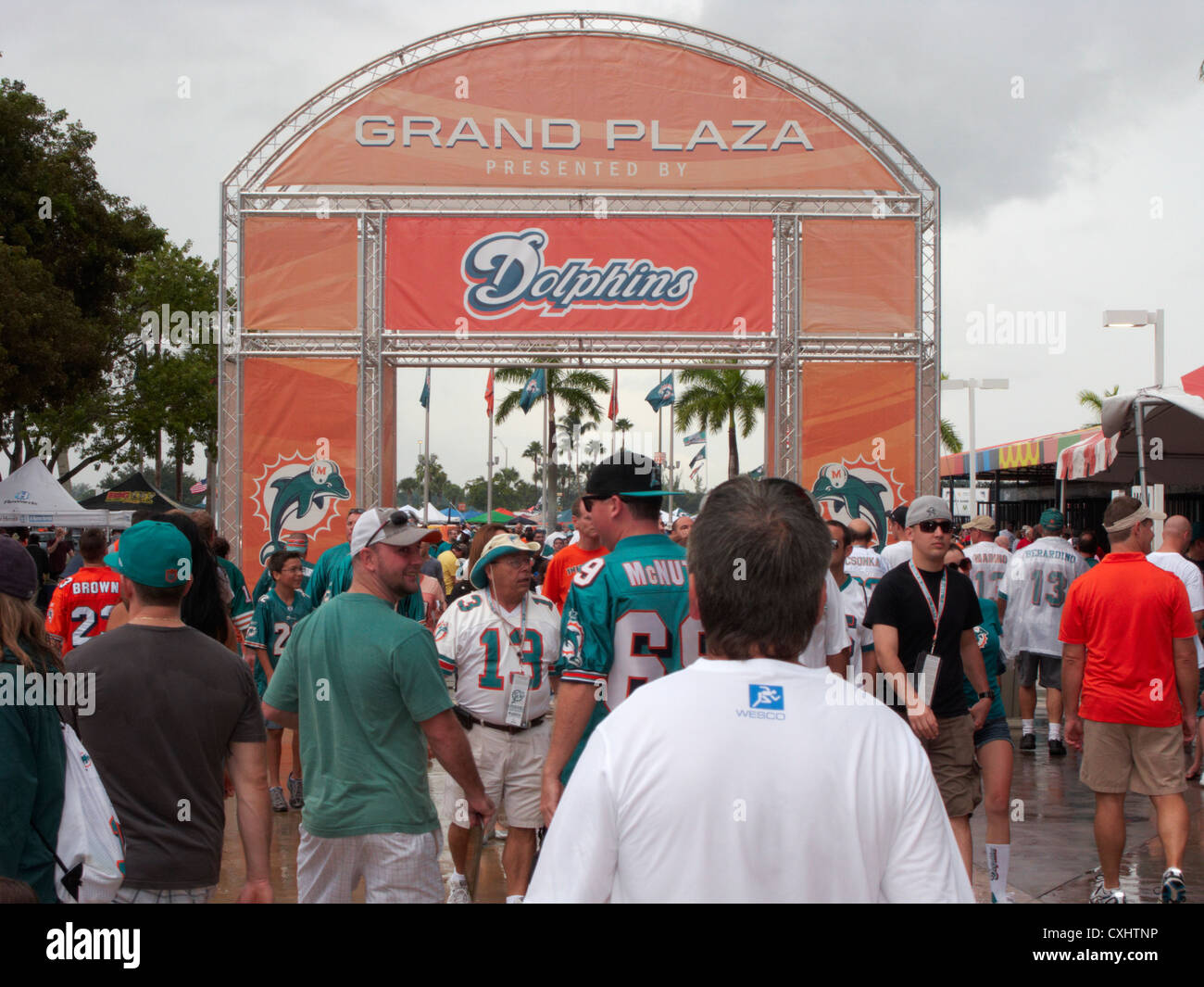 a342a0c3 Miami Dolphins Nfl Stock Photos & Miami Dolphins Nfl Stock Images ...