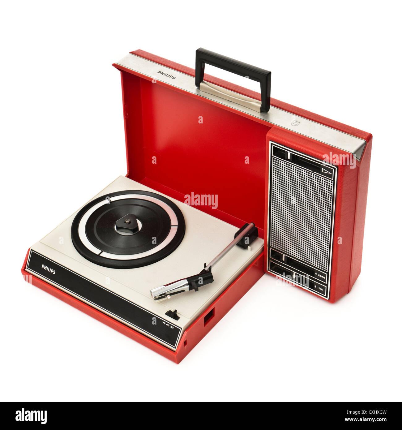 https://c8.alamy.com/comp/CXHXGW/rare-vintage-1972-philips-gf403-party-de-luxe-folding-3-speed-red-CXHXGW.jpg
