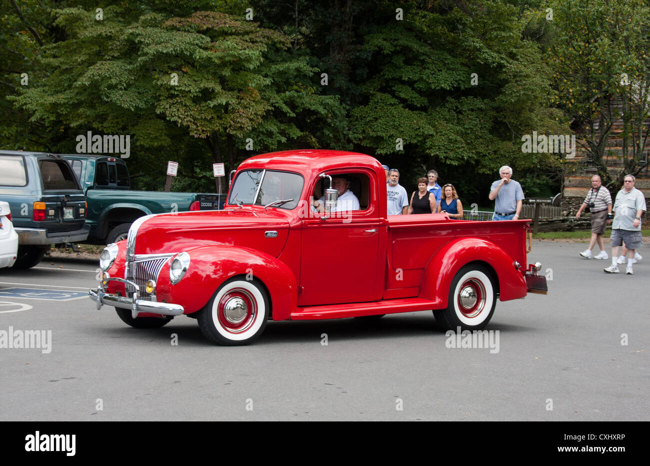 Vintage Ford Truck High Resolution Stock Photography And Images Alamy