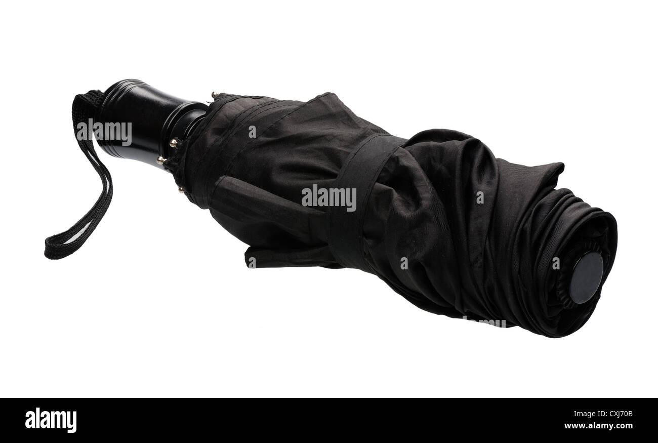 Umbrella, isolated - Stock Image