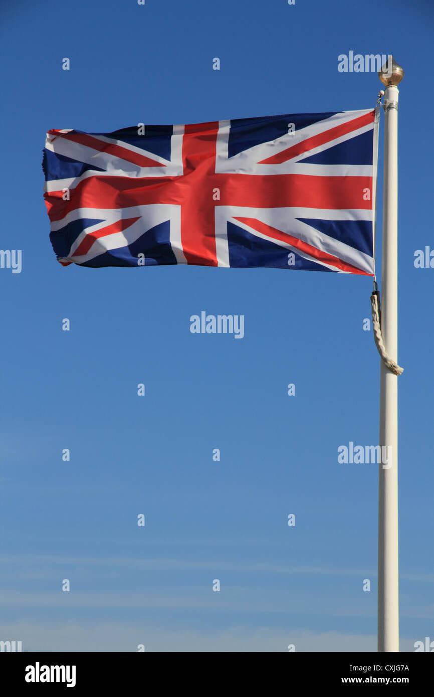 Union Jack - Stock Image