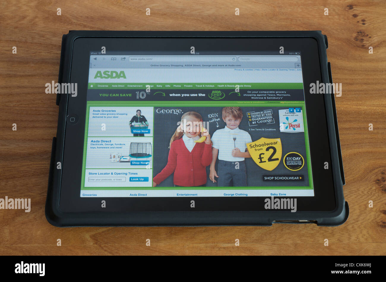 Asda Online Shopping Stock Photos & Asda Online Shopping Stock ...