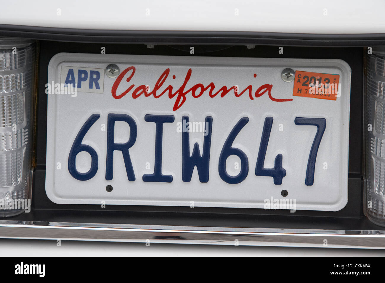 Licence Plate Stock Photos Licence Plate Stock Images Alamy