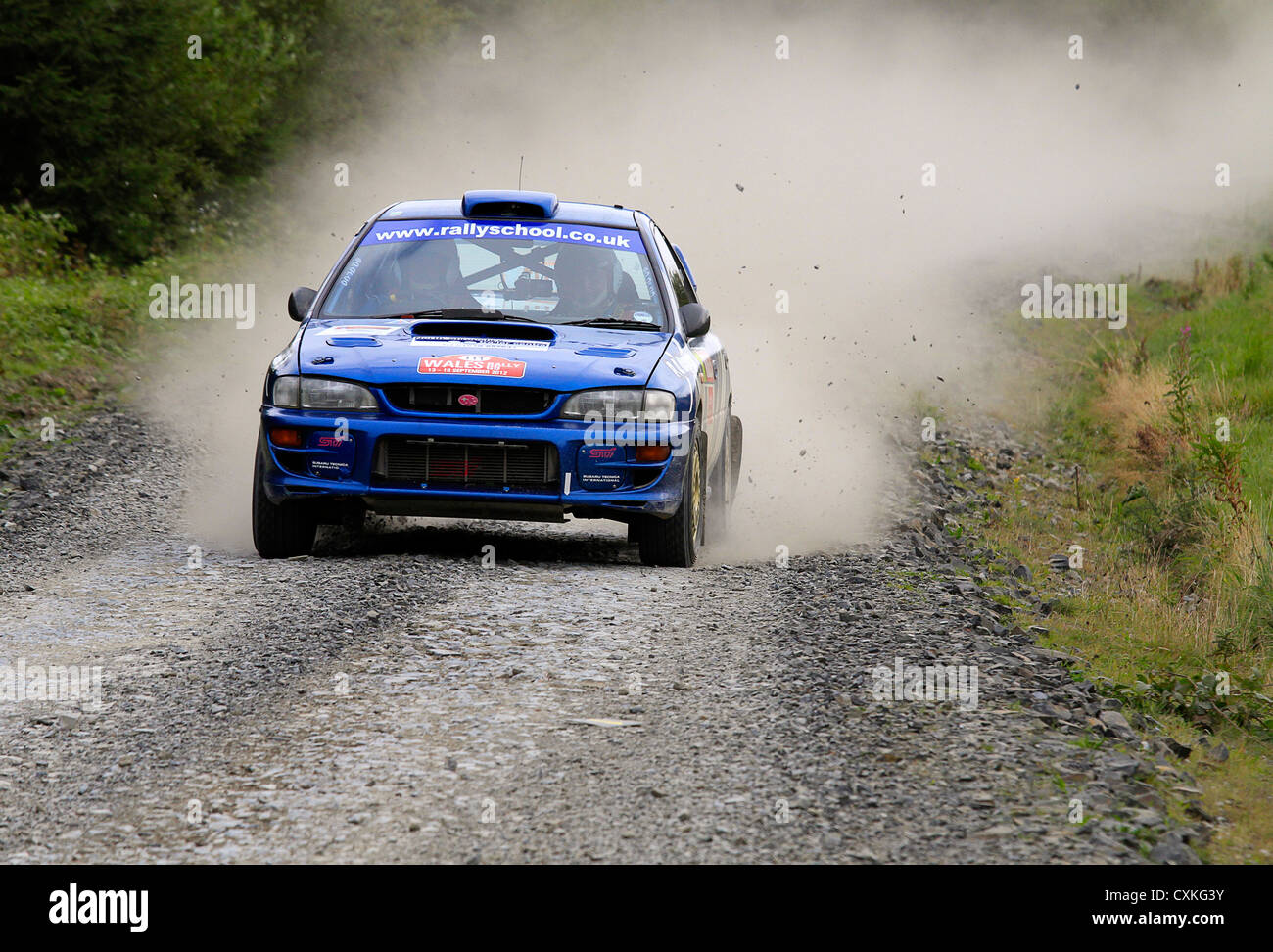 Rally Car Stock Photos & Rally Car Stock Images - Alamy