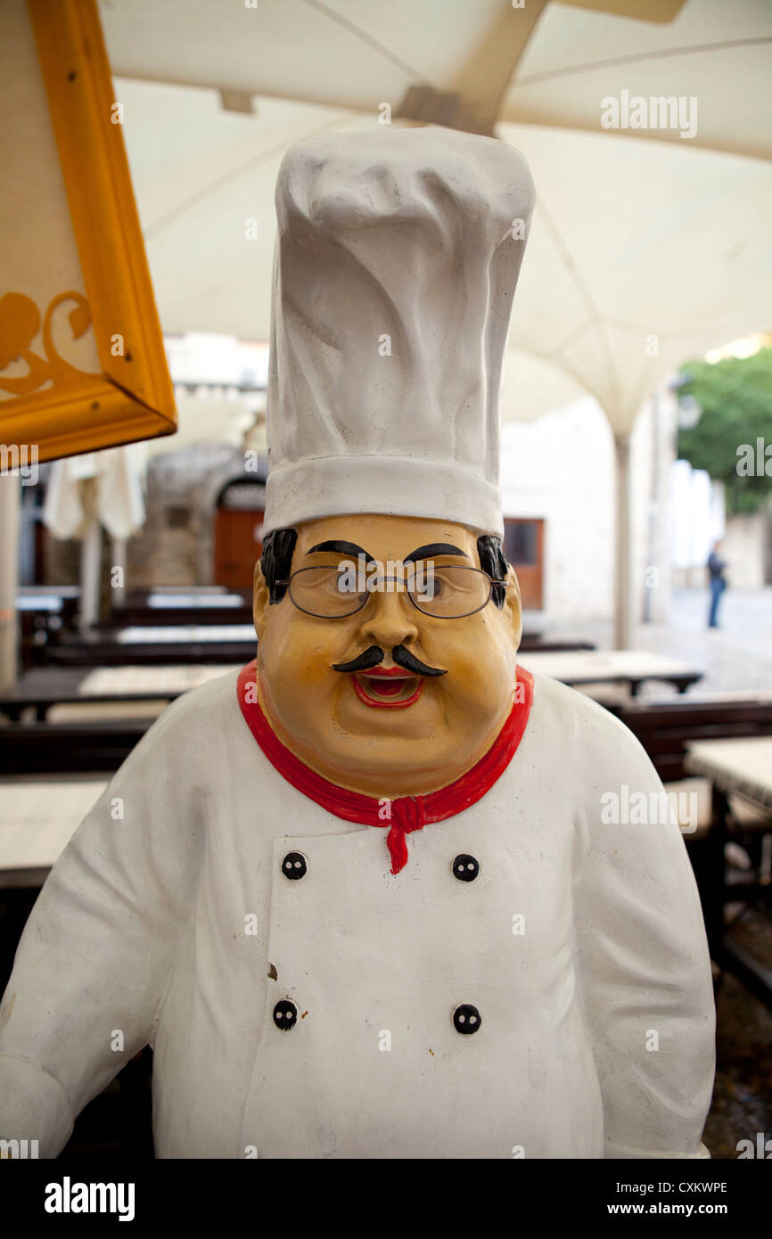 Fat Italian Chef With Glasses High Resolution Stock Photography And Images Alamy