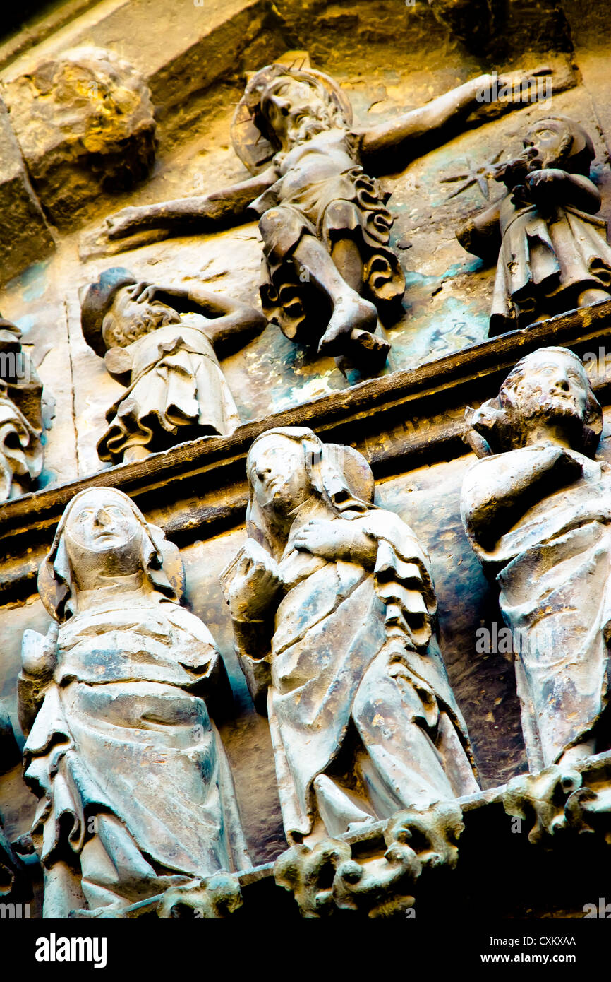 Architectural detail. - Stock Image