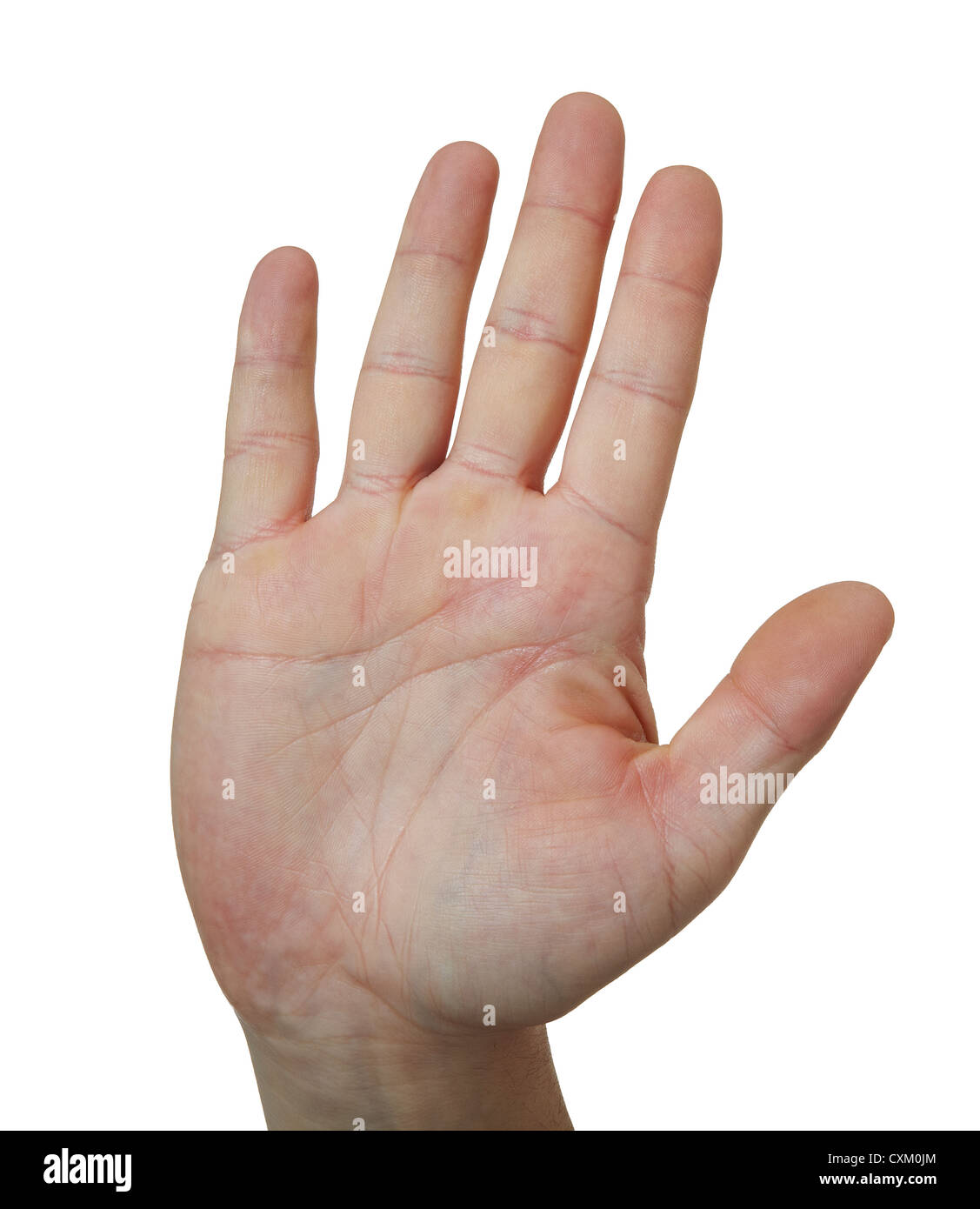Hand Stop Not Man Not Child Stock Photos Hand Stop Not Man Not