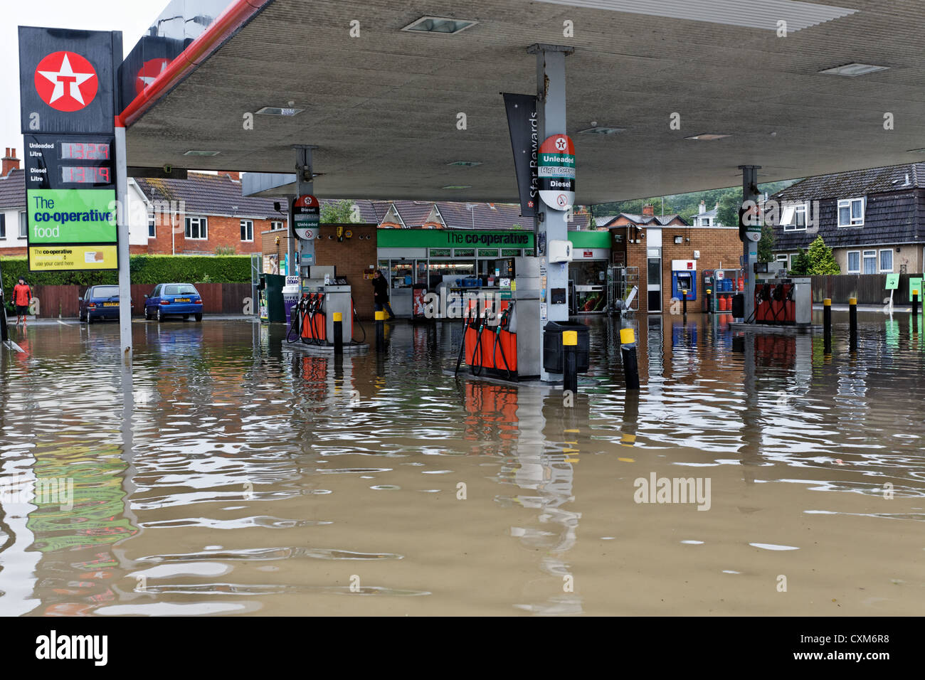 flooded business stock photos flooded business stock images alamy