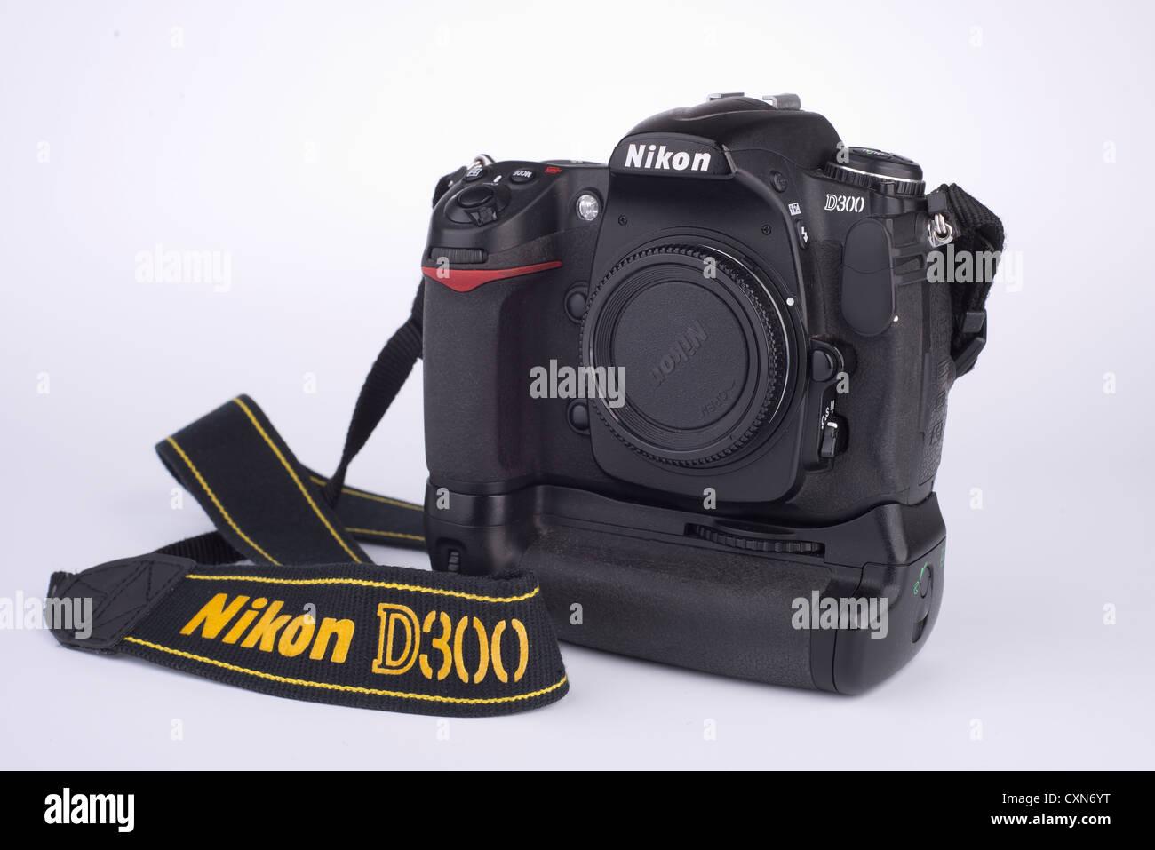 D300 Nikon Camera - Stock Image