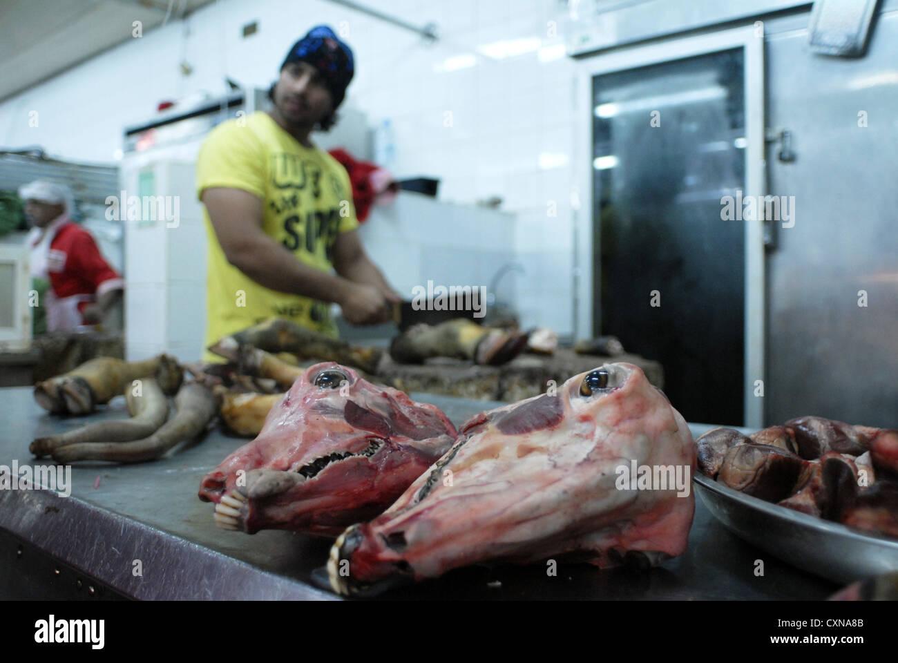 Dubai Butcher Stock Photos & Dubai Butcher Stock Images - Alamy