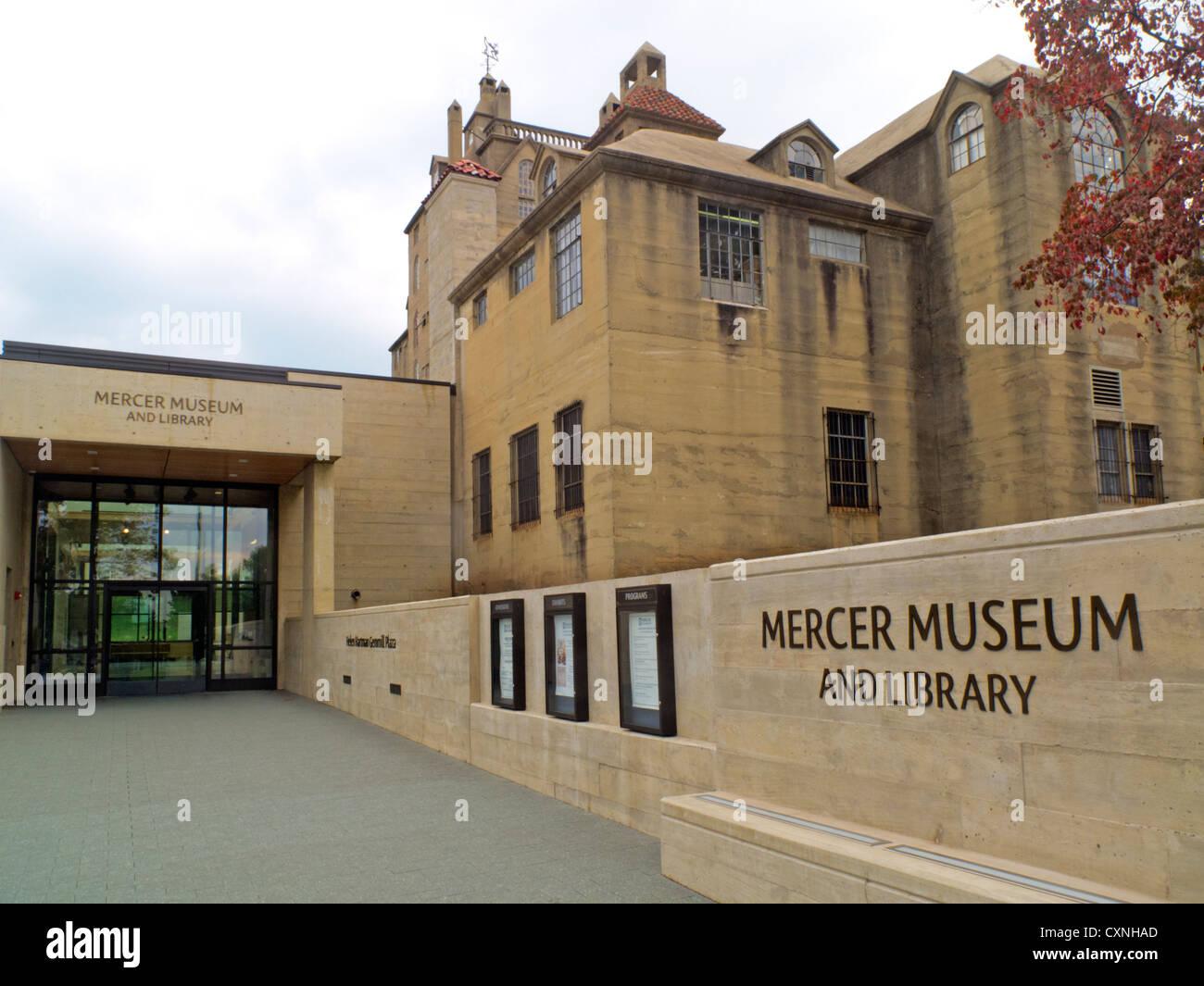 Mercer Library Stock Photos & Mercer Library Stock Images