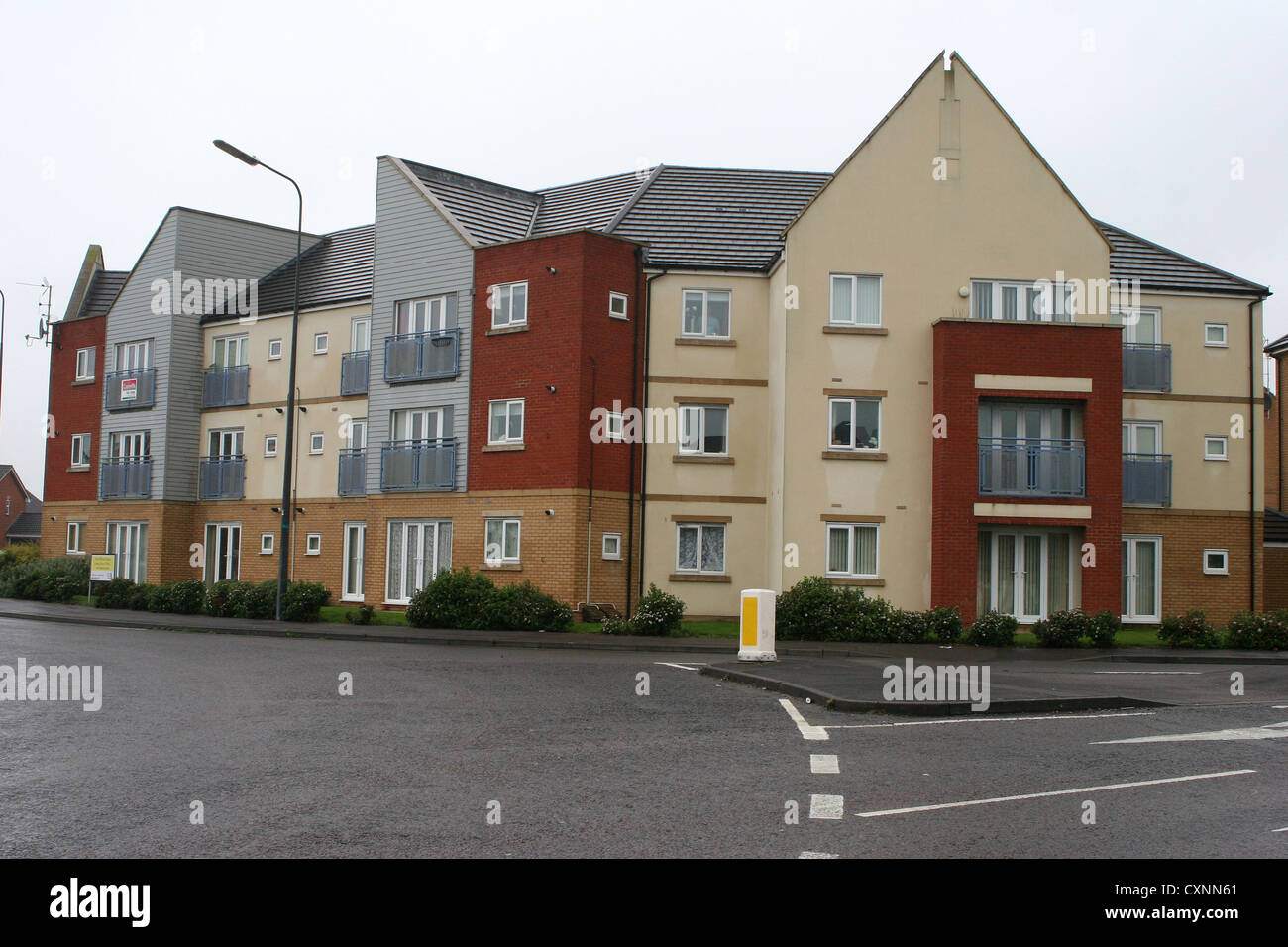 Flats And Apartments In Bradley Stoke North Bristol, England UK