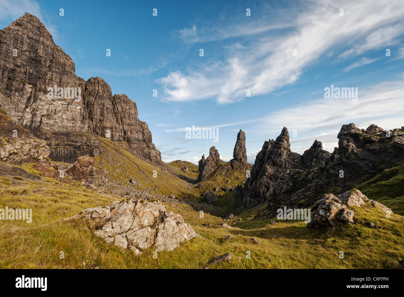 The Storr - Stock Image