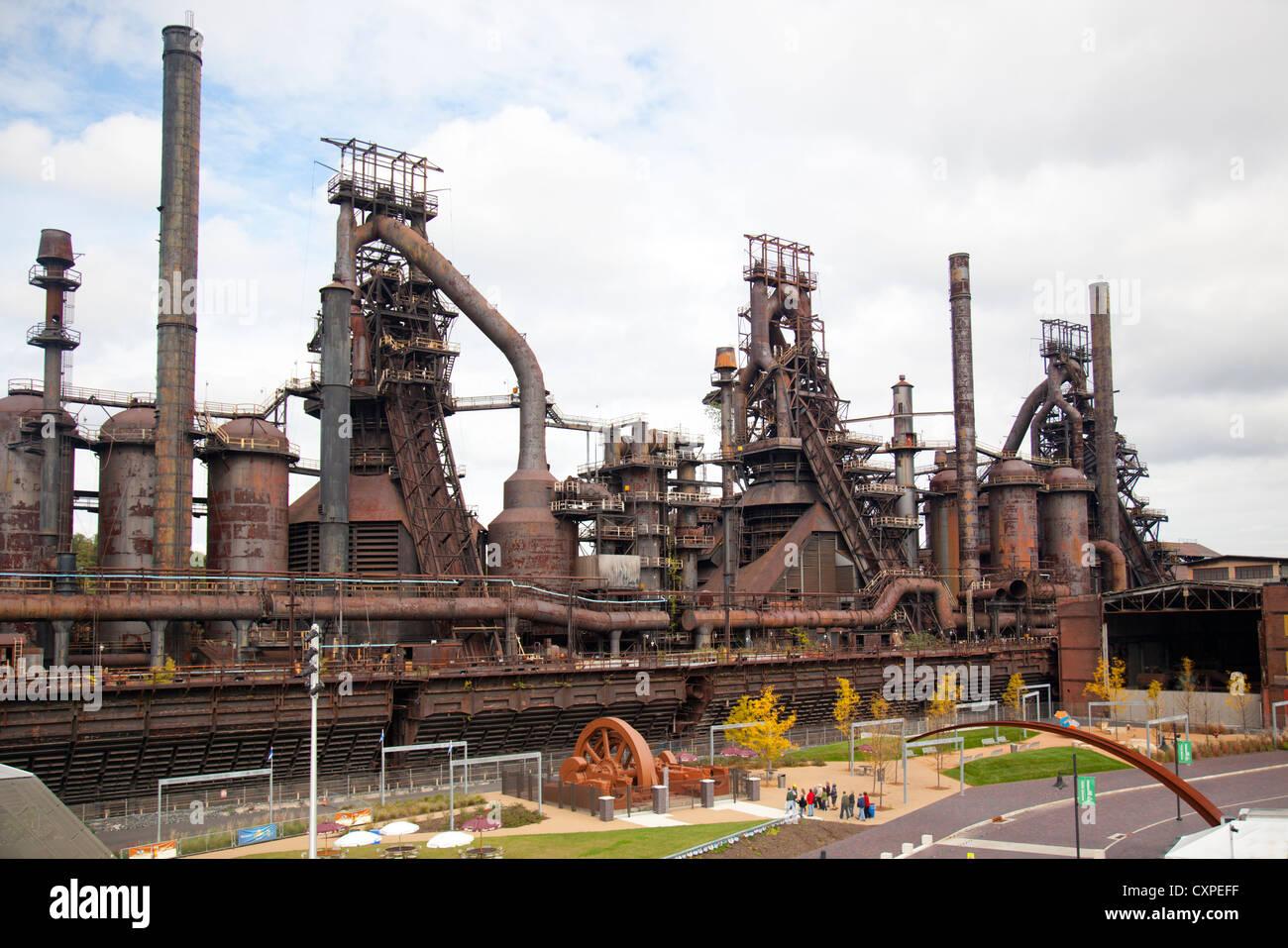 Steel Mill Tours Pa