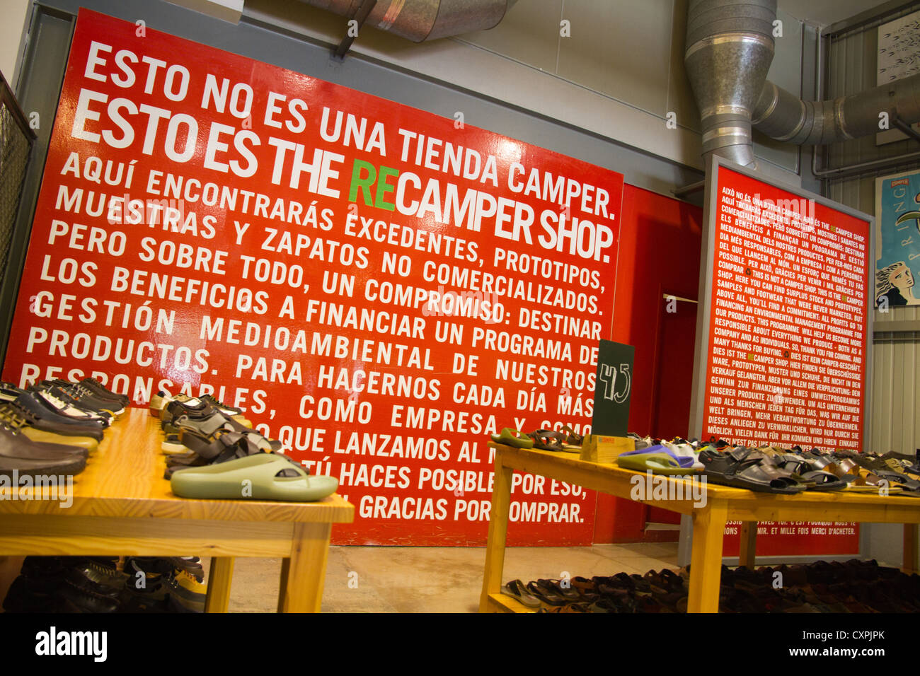 Mallorca Camper Spain Store Shop Stock Shoes Photo OutletInca 0w8PnkO