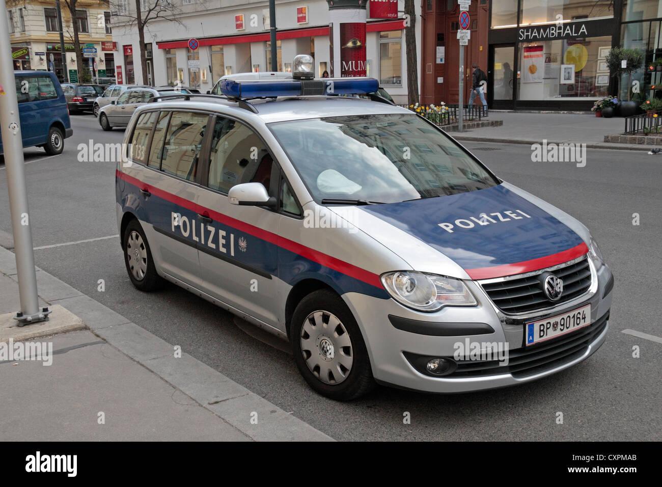 Österreich Polizei