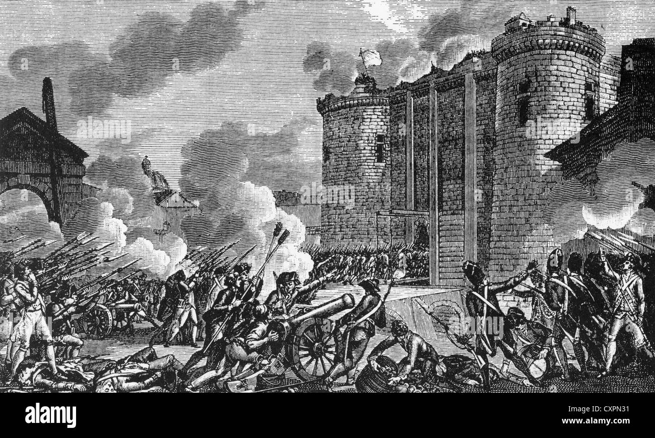 storming of the bastille july 14 Bastille day is a holiday celebrating the storming of the bastille—a military fortress and prison—on july 14, 1789, in a violent uprising that helped usher in the french revolution.