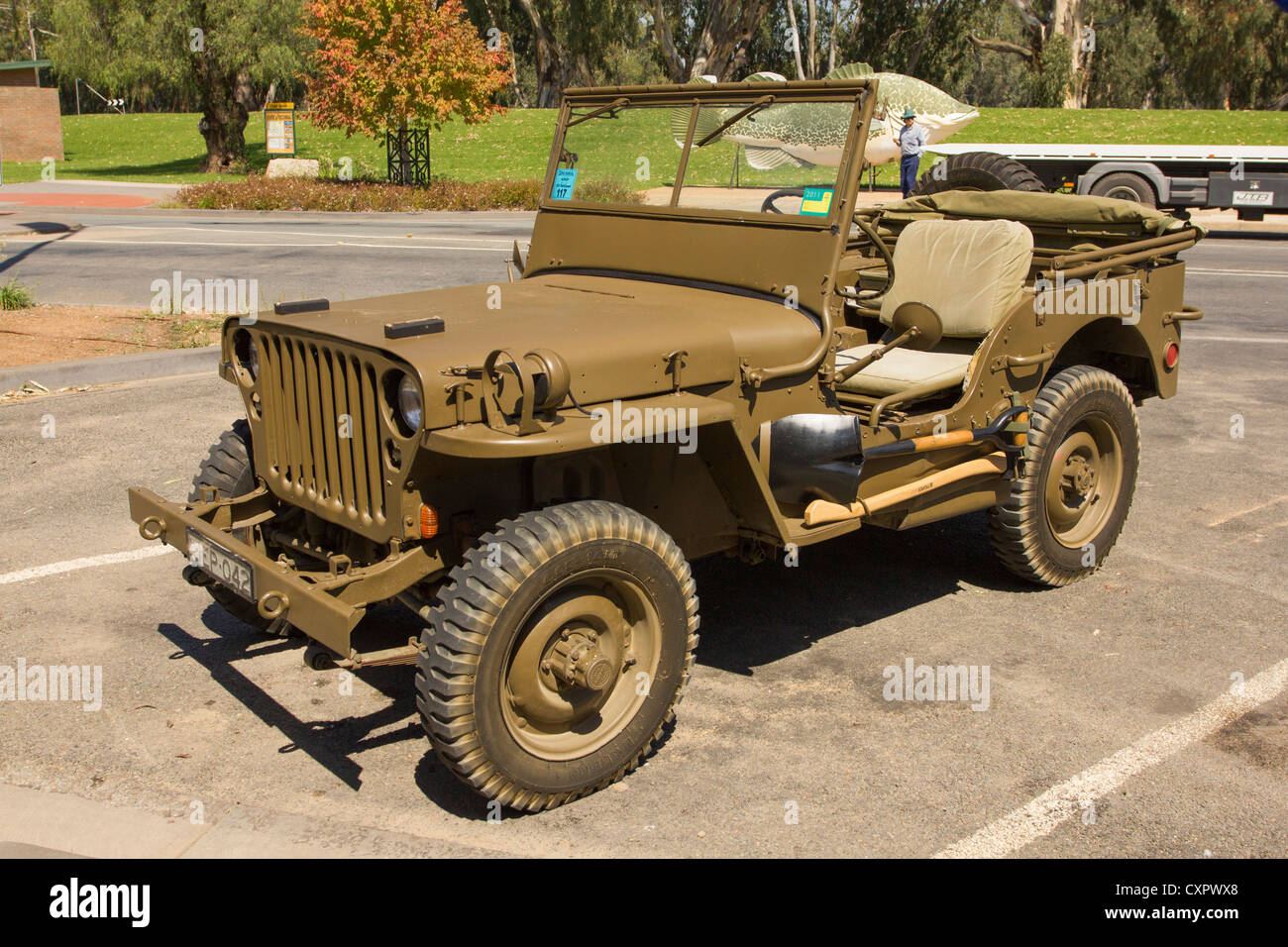 New Jeep Truck >> Willys Jeep Stock Photo: 50905072 - Alamy