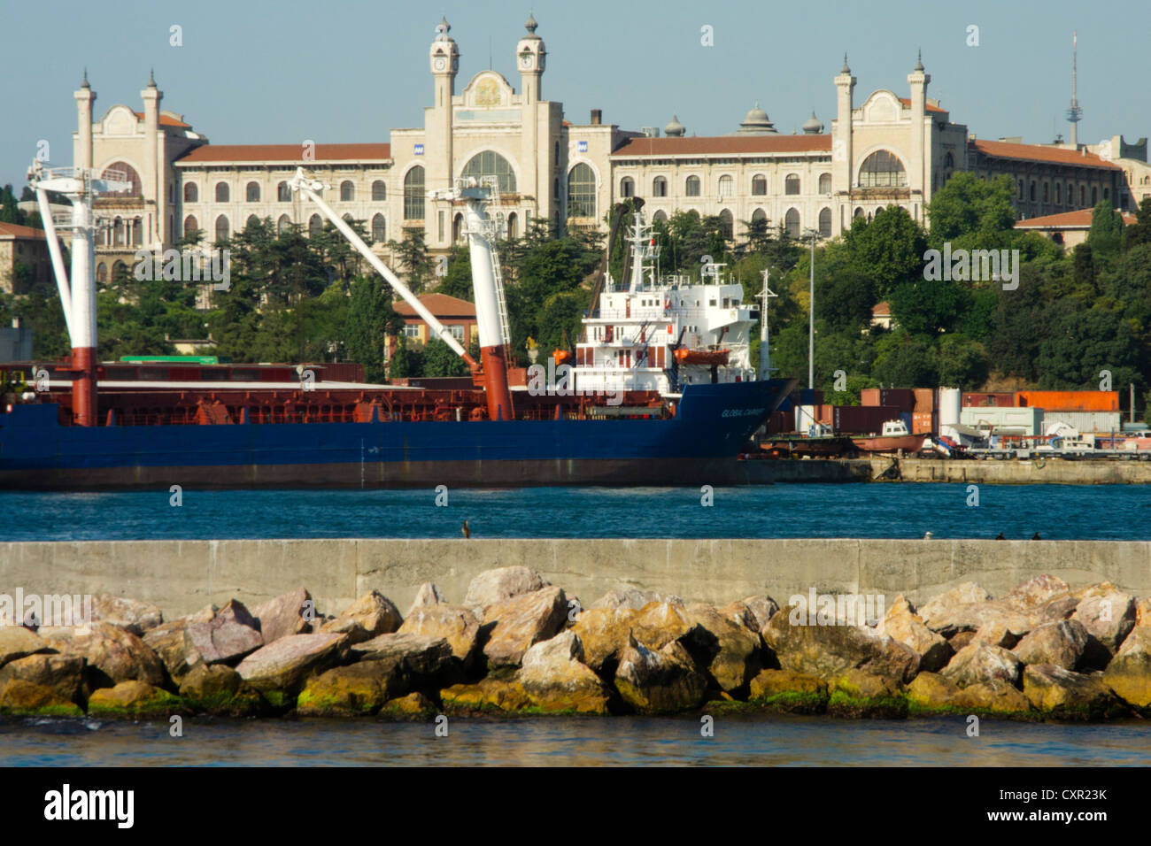 Türkei, Istanbul, Üsküdar, Marmara Universität - Stock Image