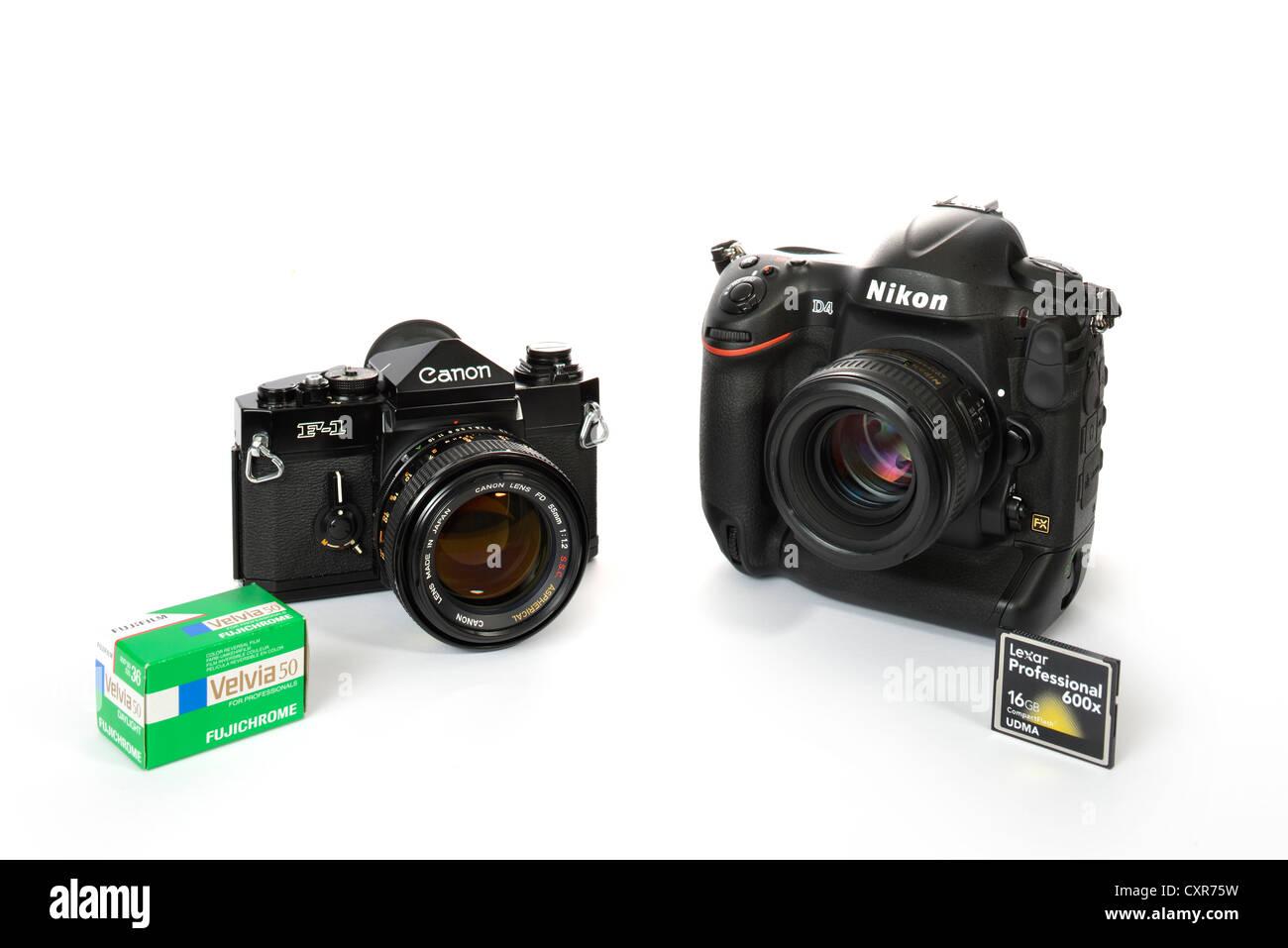 Slr Cameras Stock Photos & Slr Cameras Stock Images - Alamy