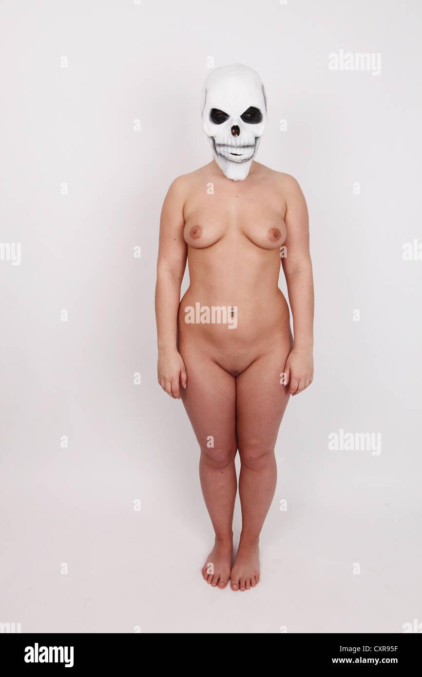Naked mask