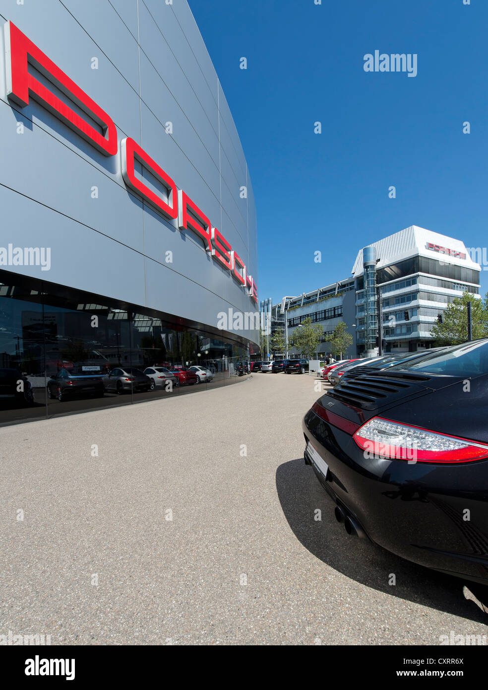 Porsche Centre Germany Stock Photos Amp Porsche Centre