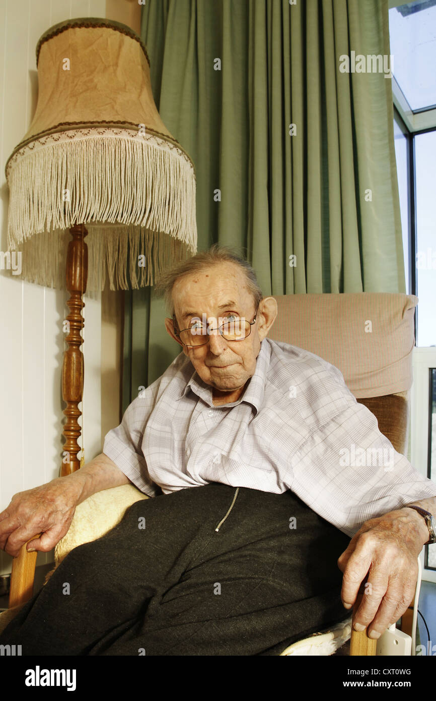 Old Man In Chair Stock Photos & Old Man In Chair Stock Images - Page ...