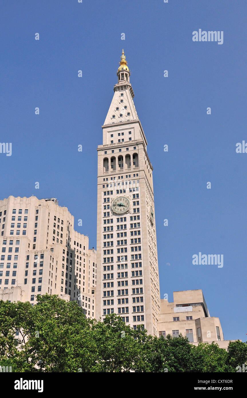 MetLife Tower, Metropolitan Life Insurance Company ...