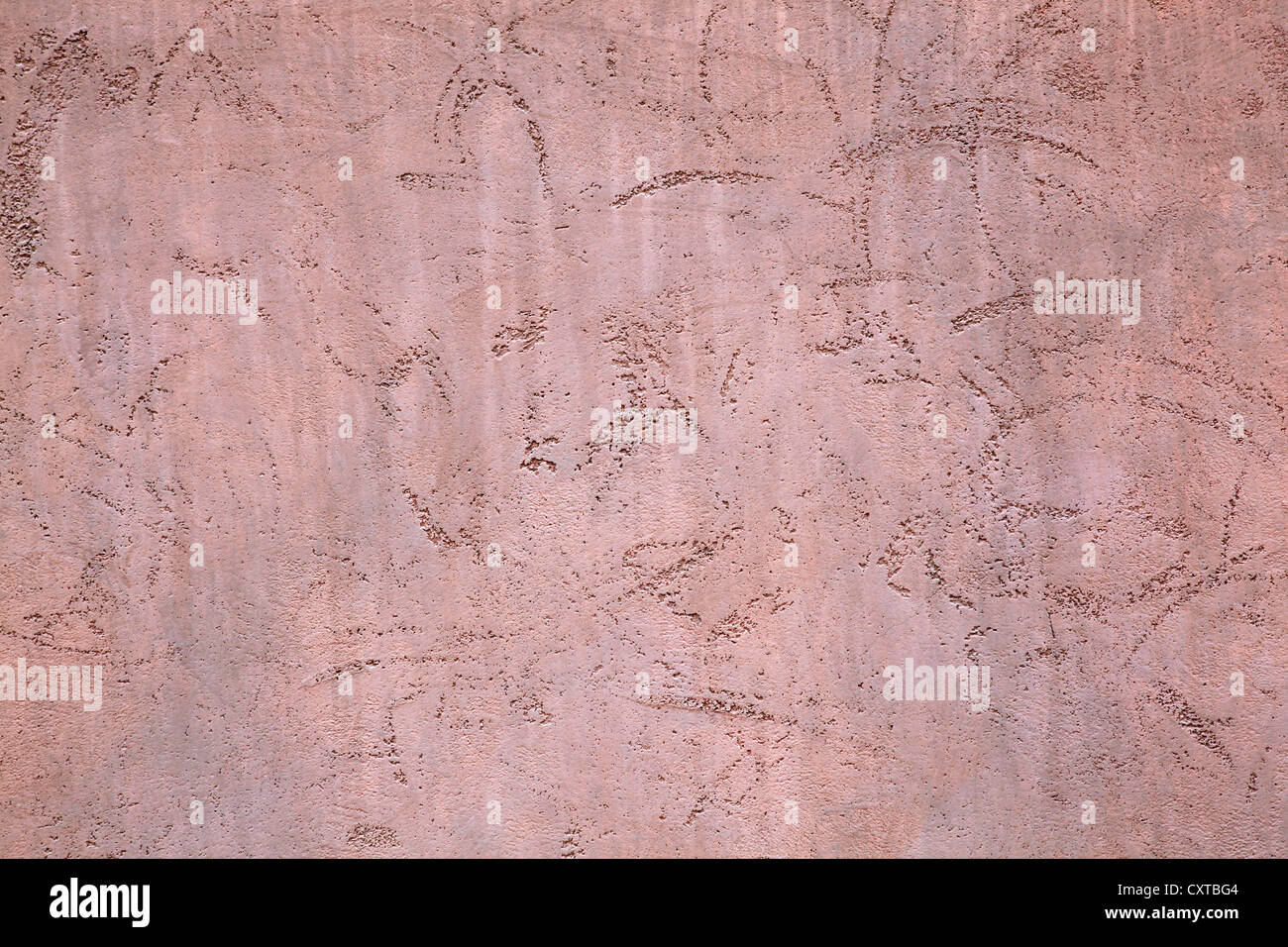 Old Stucco Wall Painted In Stock Photos & Old Stucco Wall Painted In ...