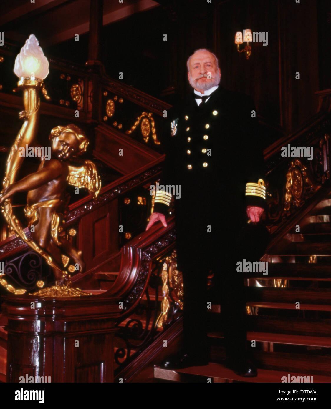 TITANIC (1996) GEORGE C SCOTT, ROBERT LIEBERMAN (DIR) TTNC 002 MOVIESTORE COLLECTION LTD - Stock Image