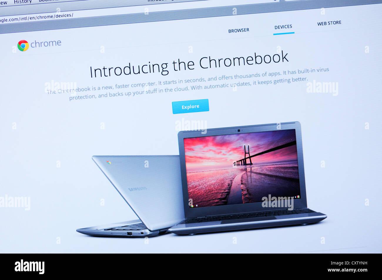 Google Chrome Os Stock Photos & Google Chrome Os Stock Images - Alamy