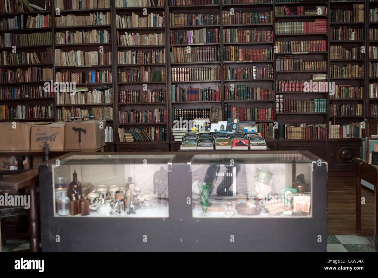 Academia Colombiana de Historia BookShop Bogota Colombia - Stock Image