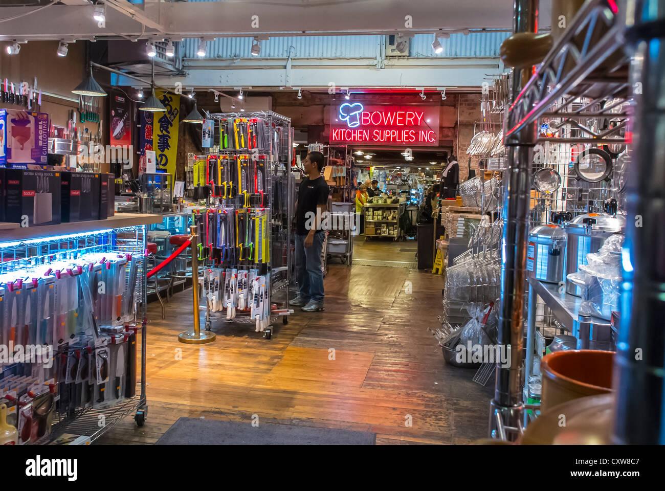 Bowery Kitchen Chelsea Market Menu