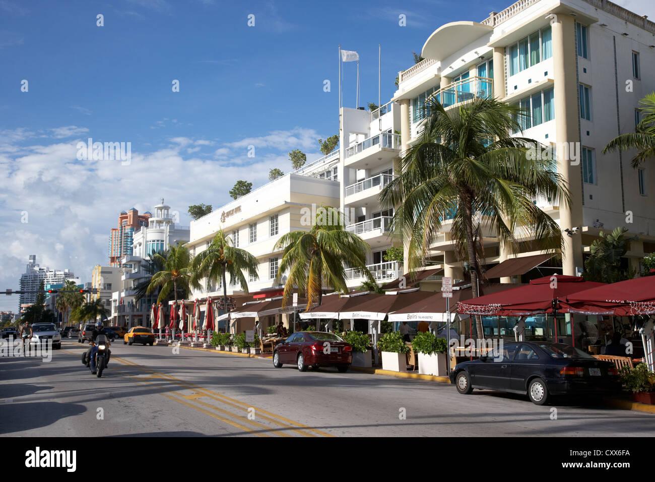 Art Deco In Miami Beach Fl