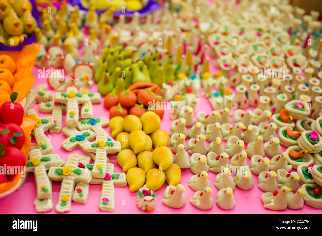 Mexican Candies Stock Photos & Mexican Candies Stock Images