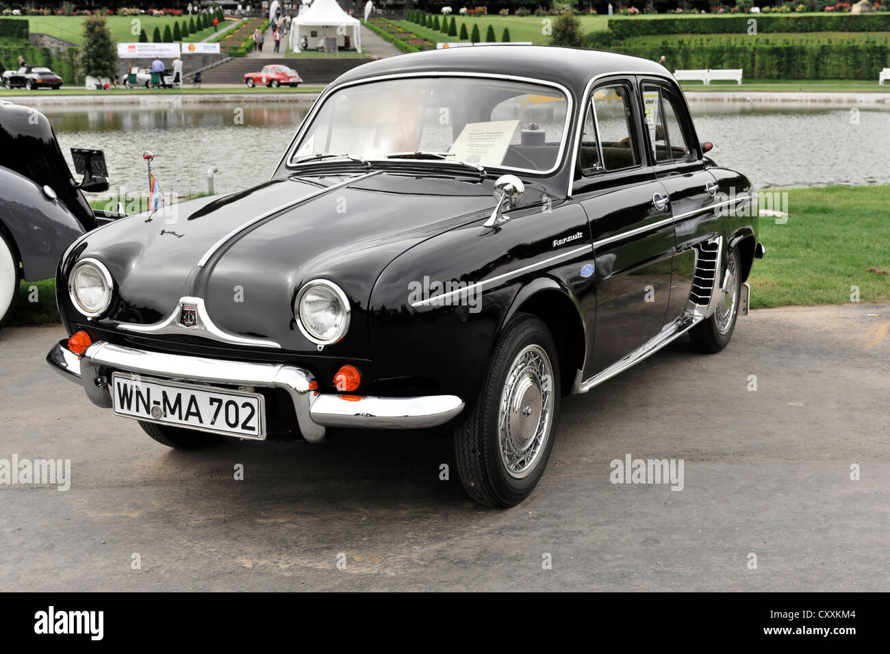 Renault Dauphine High Resolution Stock Photography And Images Alamy
