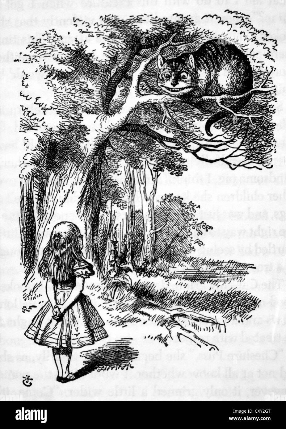 Alice in Wonderland by Lewis Carroll 89