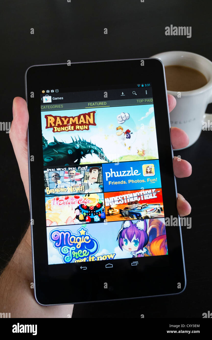 cheapest android tablet with google play