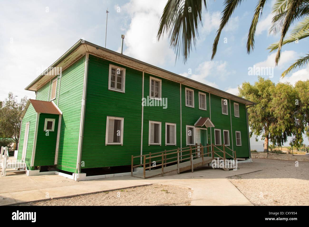 Casa De Fusta Wooden House Information Center And An