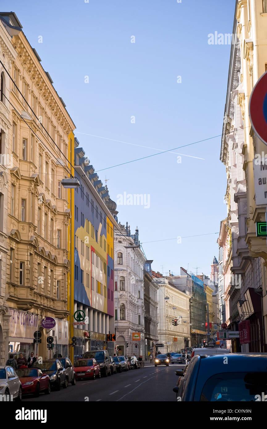 Vienna Street Scene Stock Photos Vienna Street Scene Stock Images