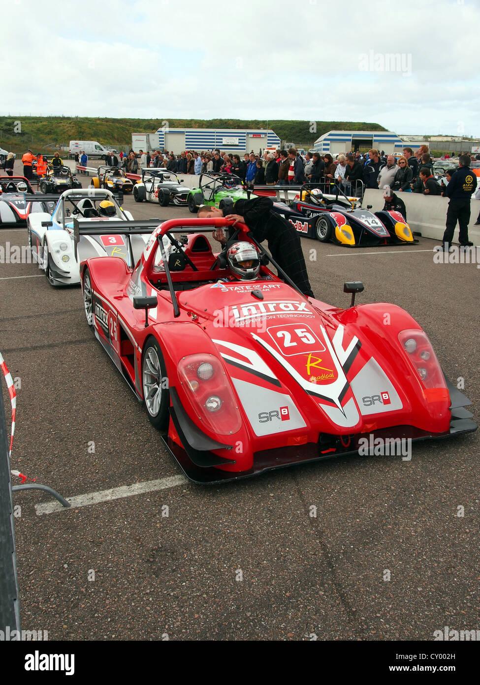 Radical SR8 race car Stock Photo: 51016521 - Alamy