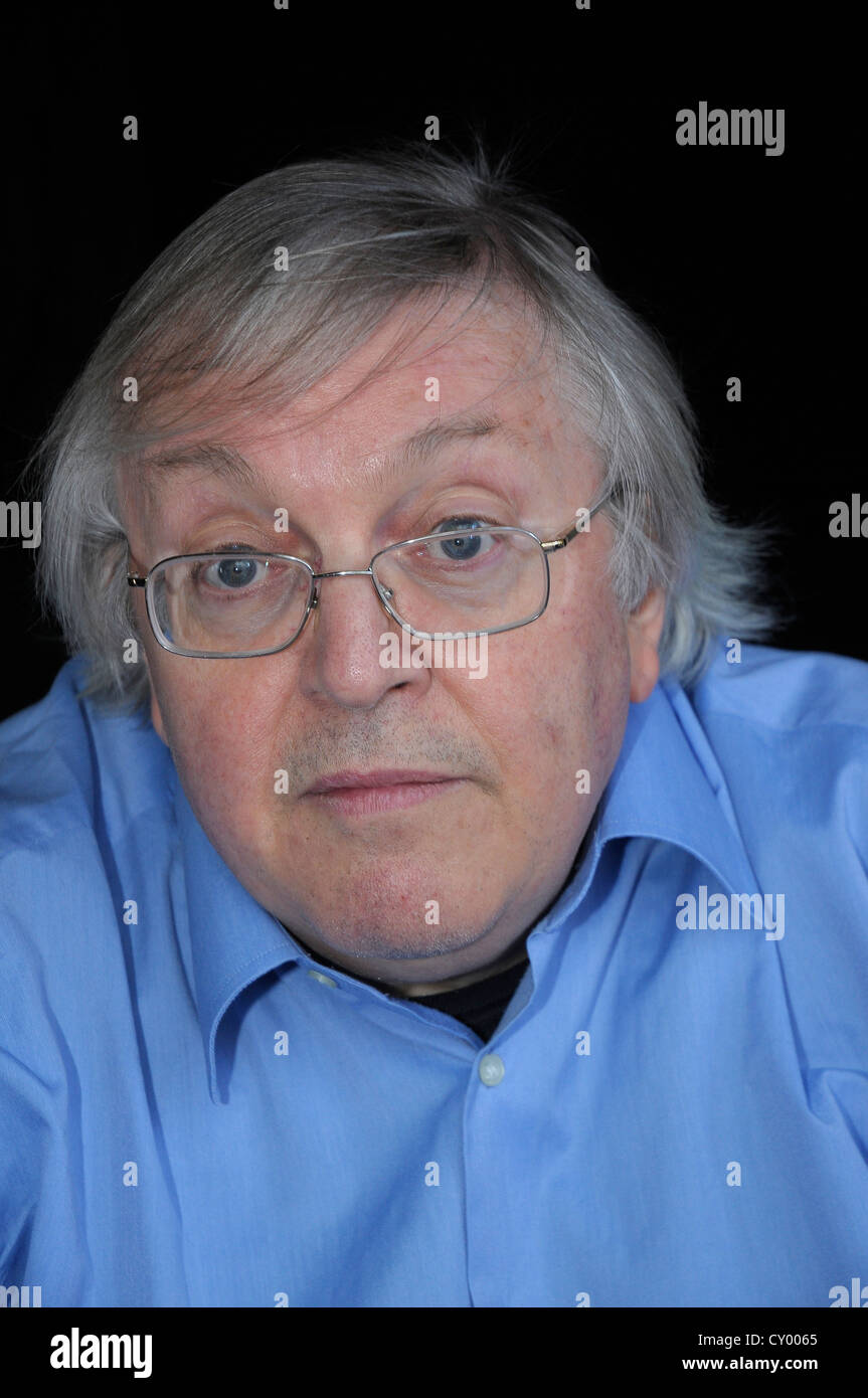 Paul Preston (Liverpool, UK, 1946), historian, author of several books on contemporary history of Spain - Stock Image