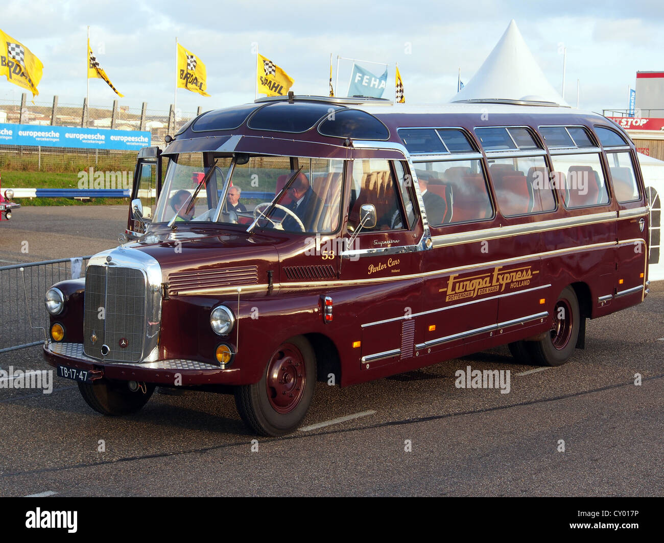 1959 Mercedes Benz L312slash48 Vintage Bus Stock Photo 51017450 Alamy