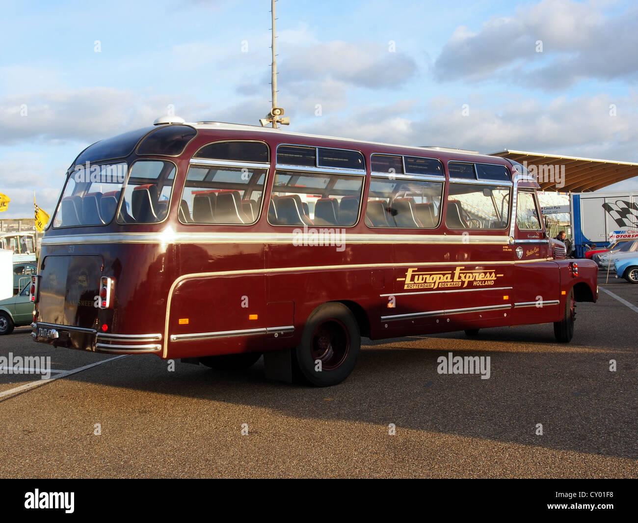 1959 Mercedes Benz L312slash48 Vintage Bus Stock Photo 51017660 Alamy