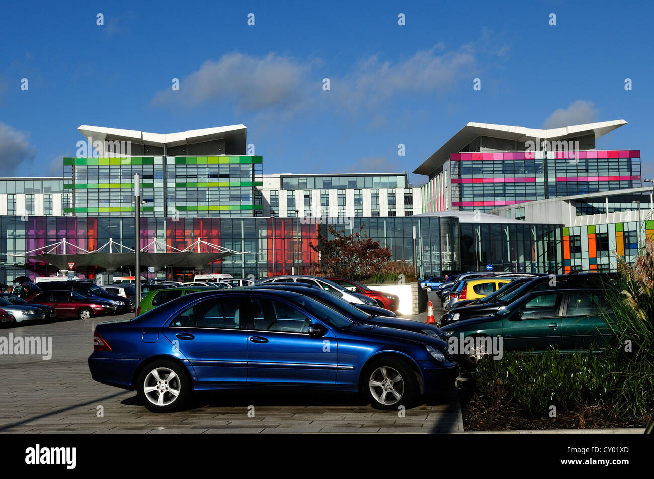 Sutton In Ashfield Car Parks
