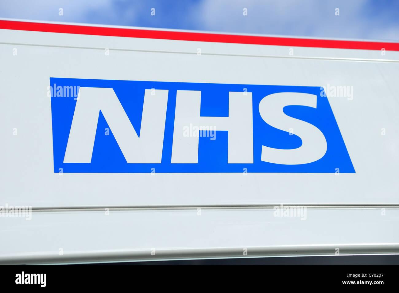 NHS Kings Mill Hospital,Mansfield Nottinghamshire. - Stock Image